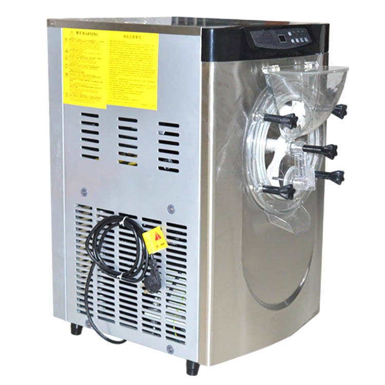 Ice Cream Maker for Commercial Use-Stainless Steel-Full Automatic