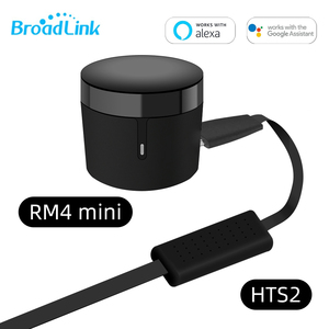 Broadlink RM4 mini WiFi IR Universal Intelligent Remote Smart Home Automation Hogar Inteligent Work with Google Home mini Alexa