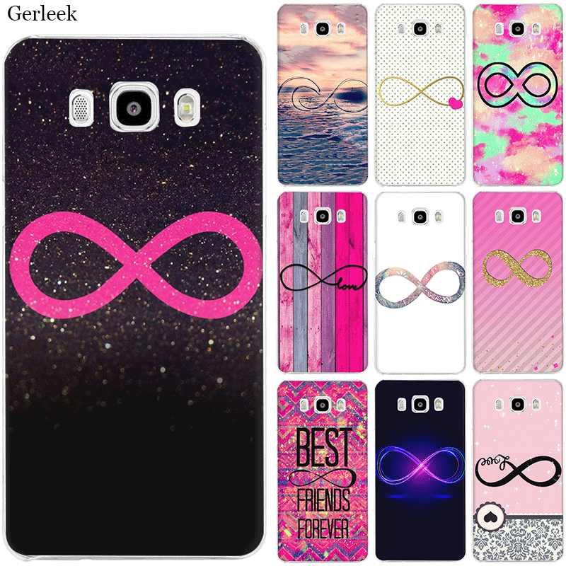 Case Telepon untuk Samsung Galaxy M10 M20 M30 M40 S6 S7 Edge S8 S9 S10 S10e Plus Note 8 9 s3 S4 S5 Hard Cover Tak Terbatas Keren