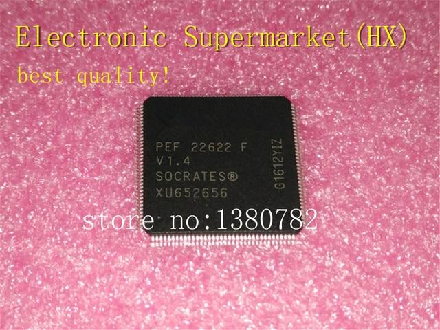 Free Shipping 5pcs/LOT PEF22622FV1.4 PEF22622FV PEF22622F  New original  IC