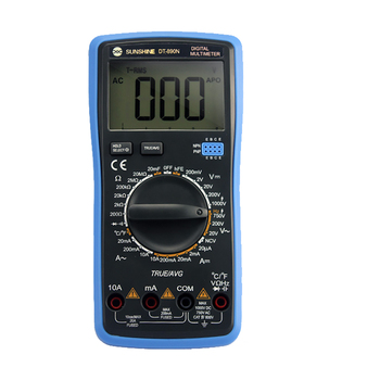 цена на Digital Multimeter SUNSHINE DT-890N High Precision Automatic Range Multimeter  Precision and Stable Tester