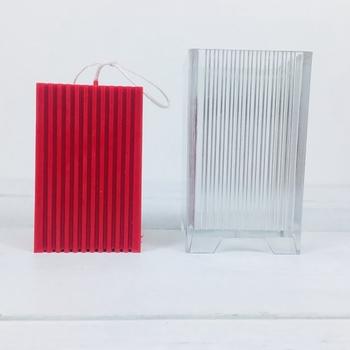 Formy świec DIY mydło wyrabiane ręcznie świeca zapachowa formy świec glina Craft Making mold plastikowe formy świec tanie i dobre opinie