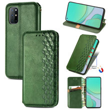 Flip Case Magnetic Texture Wallet Funda for Oneplus 8T Case Luxury Card Slot Phone Holder Shell One Plus 8T Case Oneplus 8 T T8