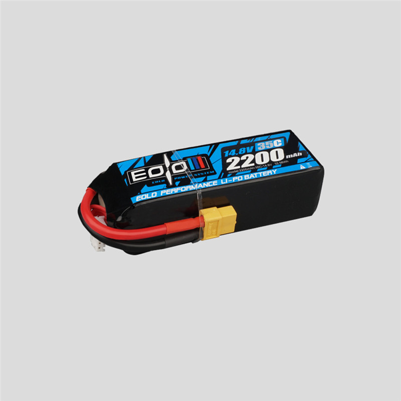 OMPHOBBY EOLO Series SH35C <font><b>2200mAh</b></font> <font><b>6S</b></font> 22.2V <font><b>LiPo</b></font> Battery For RC Airplane RC Drone FPV Model Spare RC Part With XT60 Connector image