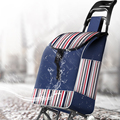 Корзина для лазания  тележка для покупок  Складная Выдвижная тележка  переносная тележка для пожилых людей