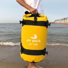 Motorcycle Rear Seat Bag  40L/ 80L +1 Diagonal Shoulder Strap Waterproof