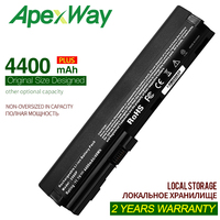 ApexWay 11 1 V4400mAh laptop batterie für HP 632015 542 632016 542 632417 001 HSTNN UB2L QK644AA SX06XL für eliteBook 2560p 2570 Laptop-Akkus    -