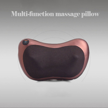 Relaxation Massage Pillow Infrared Heating Neck Body Head Back Massager Pillows Face Foot Arm Pain Relief Tool Car Home Use