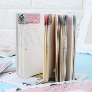 Cute Daily Monthly Weekly Planner Notebook Agenda Calendar School Supplies Gift