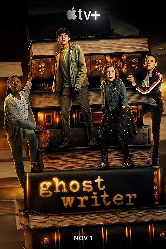 幽靈寫手 Ghostwriter