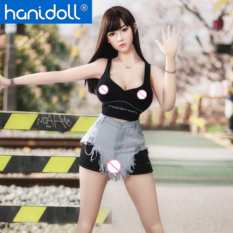 Hanidoll Silicone <font><b>Sex</b></font> Dolsl <font><b>172cm</b></font> Male <font><b>Sex</b></font> <font><b>Doll</b></font> Love <font><b>Doll</b></font> Realistic Vagina Big Boobs Anal Lifelike Japanese Adult Silicone Toys image