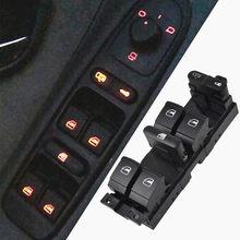 Кнопочный выключатель для VW 99-04 GTI Golf 4 Jetta MK4 BORA BEETLE Passat B5 B5.5 Seat Leon TOLEDO, высокое качество