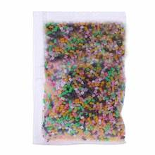 26 г пластиковые радужные разбрызгивающие пушистые плащи слизи