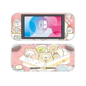 Image 2 - Sumikko Gurashi NintendoSwitch עור מדבקת מדבקות כיסוי עבור Nintendo מתג לייט מגן Nintend מתג Lite עור מדבקה