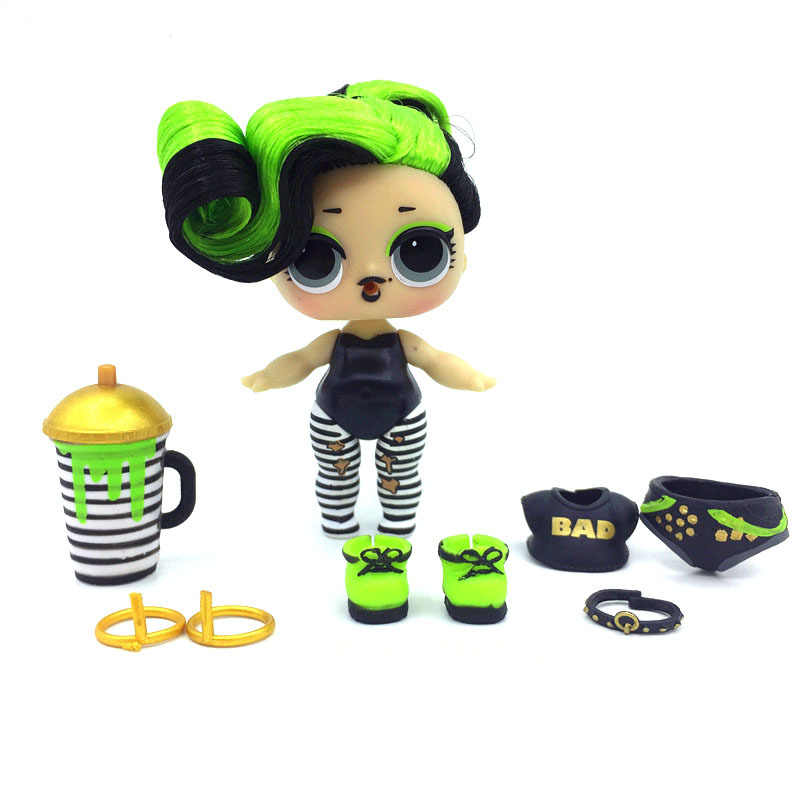 Muñecas originales LOL surprise, muñecas lols de 5 ° pelo, muñecas sorpresa con accesorios, juguetes para niñas, regalos de navidad
