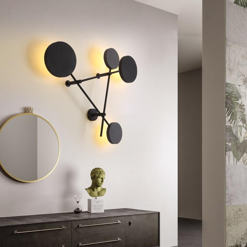 Nordic Luminaria Deco Maison Glass Ball   Restaurant  Home Decoration E27 Light Fixture  Luminaire