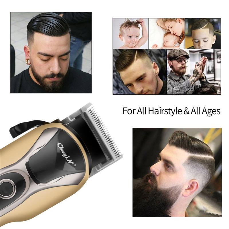 aparador lcd barbeiro maquina corte cabelo barba 05