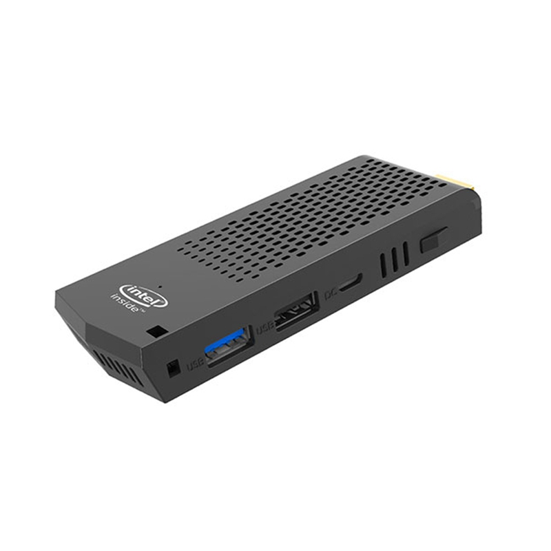 T6 Pro Stick Mini Pc Pocket Computer Mini Fanless Windows 10 2Gb Ram 32Gb Rom Intel Atom X5-Z8350 4K Bt4.0 Wifi Usb 3.0