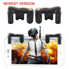 Mobile Game Fire Button Aim Key Smart phone Mobile