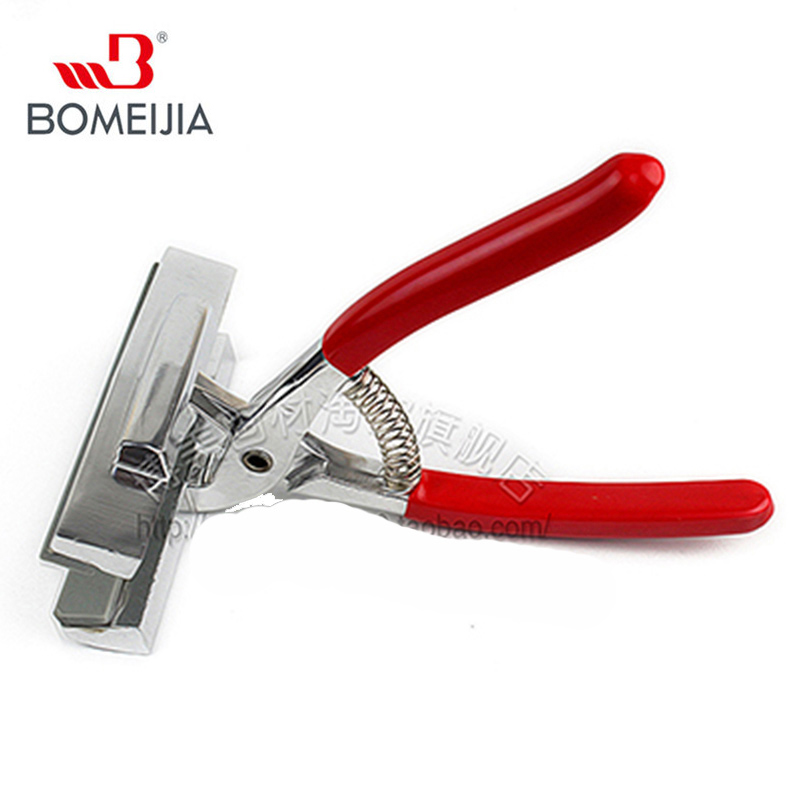 12cm Oil Painting Canvas Pliers,Red Handle Clamp Cloth Stretched Piler,Painting Stretch Fabric Clamp Pliers Art Supplies