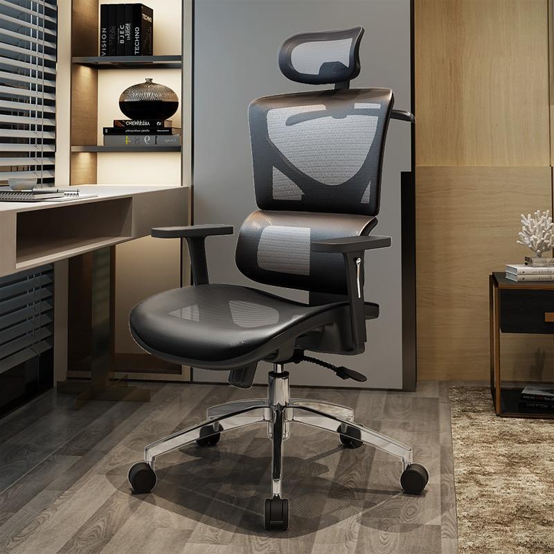 Computer Chair Home Ergonomic Office Chair E sports Chair Boss Swivel Chair Engineering Business Artificial Body Chair|  - AliExpress