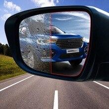 Rearview-Side-Mirror Glass Waterproof-Film Clear Side-Window Anti-Fog Set Rain-Membrane-Parts