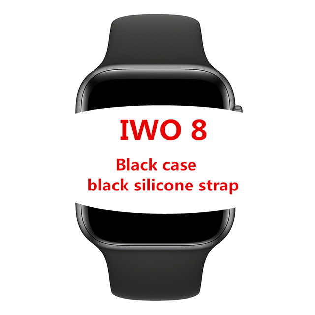 <font><b>IWO</b></font> <font><b>8</b></font> W54 <font><b>Smart</b></font> <font><b>watch</b></font> <font><b>44mm</b></font> Series 4 case 1:1 Bluetooth Smartwatch Ecg <font><b>watches</b></font> for ios android fast ship for dropshipping image