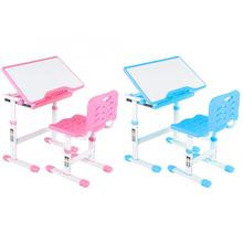 Kids Table Chair-Set Desk Ergonomic Homework Children's Furniture And Student Painting-Desks