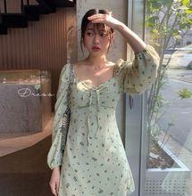 Женское Повседневное платье осень 2020 корейский стиль шикарные