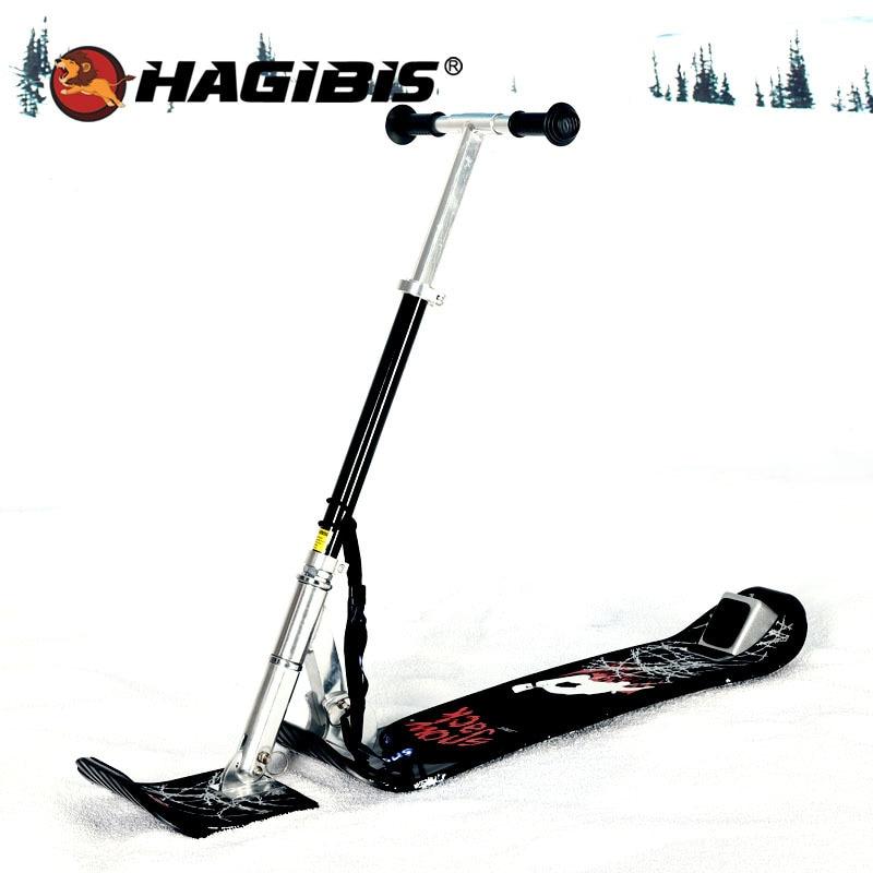 Adult Skis Thickened Aluminum Skis Ski Resorts Outdoor Ski Equipment
