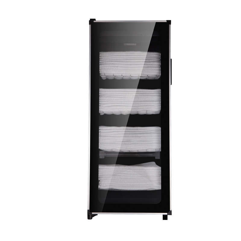 Towel Cabinet Disinfection Cabinet Beauty Salon Barber Shop Clothes Household Slippers Underwear UV Towel Warmer  Disinfection