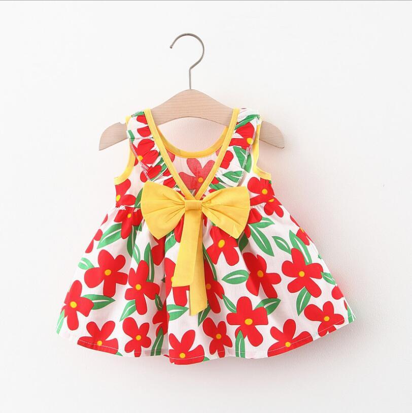 Bibicola vestido de verão para meninas, vestido para meninas recém-nascidas jeans moda casamento vestidos para bebês meninas vestido de festa infantil