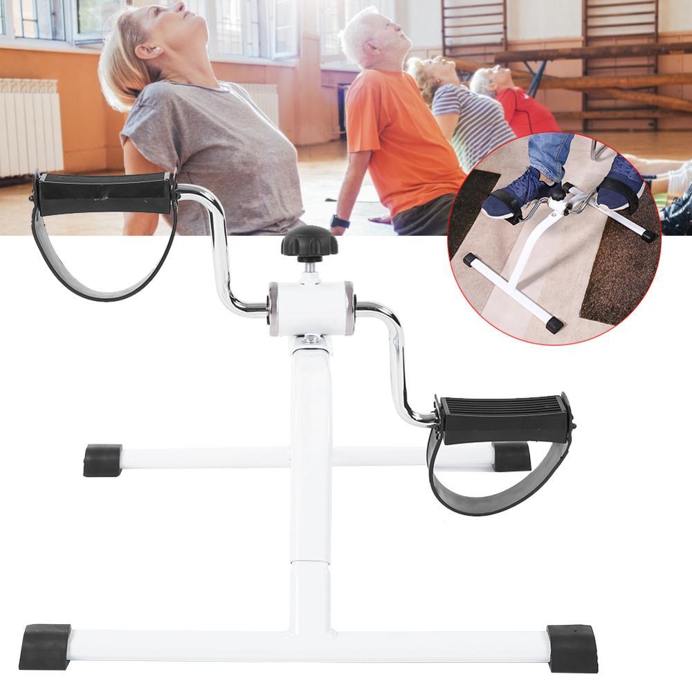 Mini vélo d'exercice multi-fonction personnes âgées vélo réadaptation soins infirmiers pédale antidérapant jambe Instrument d'entraînement santé domestique