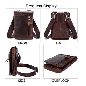 Image 3 - MVAของแท้หนังเอวFannyแพ็คกระเป๋าเข็มขัดกระเป๋าโทรศัพท์กระเป๋าเดินทางเอวชายเอวกระเป๋าหนังกระเป๋า702
