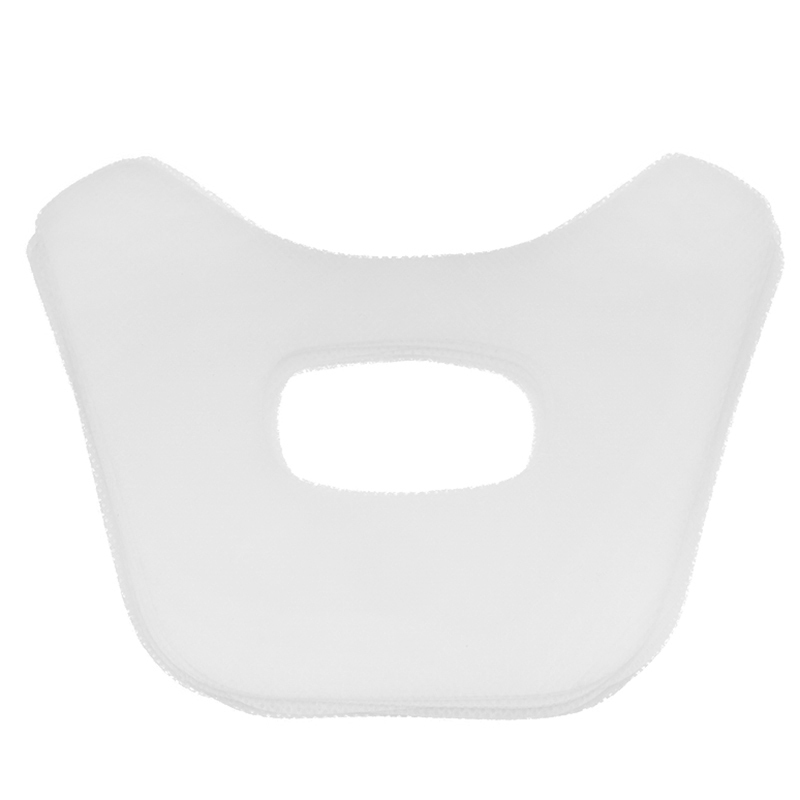 30PCS/Lot Teeth Whitening Face Gauze Dental Mouth Pad Mat Facial Mask For Tooth Whitening Dental Care Oral Accessories(China)