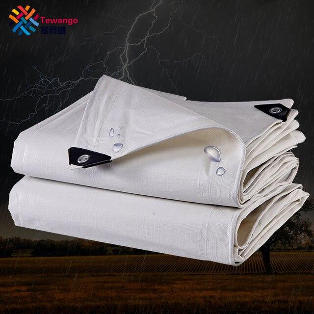 تيوانجو الثقيلة مشمعات مضادة للماء Thicking قماش في الهواء الطلق المظلة ظلة القماش غطاء سيارة الشرفة فناء السقف