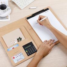 Папка А4 для ноутбука и документов из искусственной кожи на