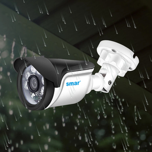 Image 4 - Akıllı 4CH 1080N 5 in 1 AHD DVR kiti CCTV sistemi 2 adet 720P/1080P IR AHD kamera açık su geçirmez gündüz & gece güvenlik kamera seti