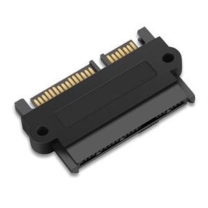 Image 5 - Professionele SFF 8482 SAS SATA 180 Graden Hoek Adapter Converter Rechte Hoofd voor moederbord