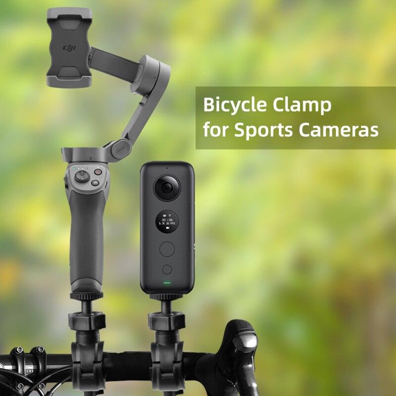 Многофункциональный велосипедный держатель для Insta360 ONE X/EVO, держатель для видеокамеры Insta 360 One X, аксессуары для камеры Insta 360 ONE X