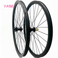 29er 35x25 мм велосипедные колеса FASTace DA206 100x15 ассиметричные 142x12 мм Углеродные mtb колеса stubeless mtb велосипедные диски Углеродные колеса