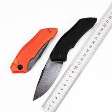Kershaw 7100 Zakmes, CPM154cm Blade, Aluminium Handvat, kleine Mes Fruit Mes Edc Tool Voor Camping Jacht Survival