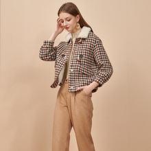 Женская куртка 2020 модная женская зимняя одежда теплое короткое