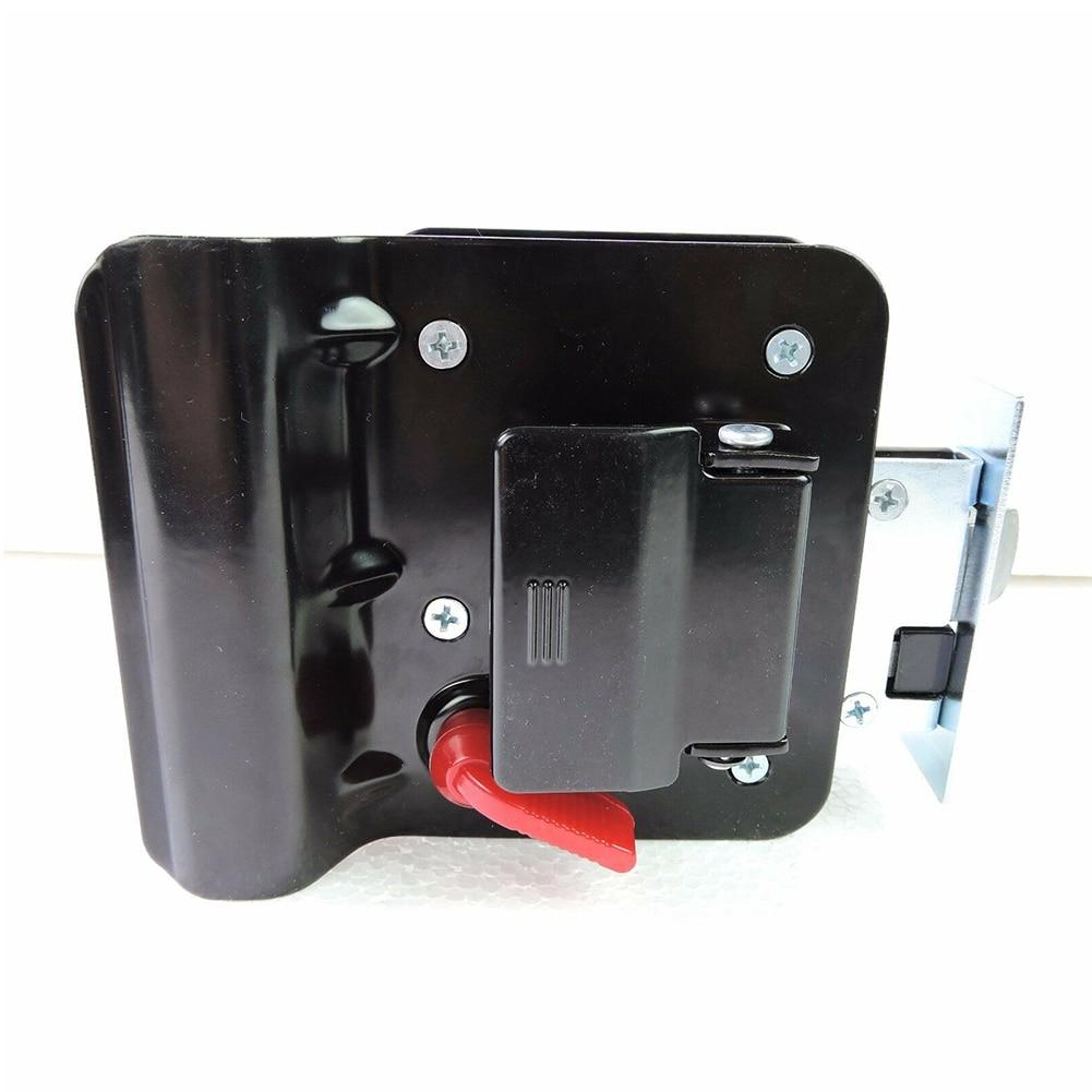 Durable Zinc Alloy RV Paddle Entry Door Lock-3