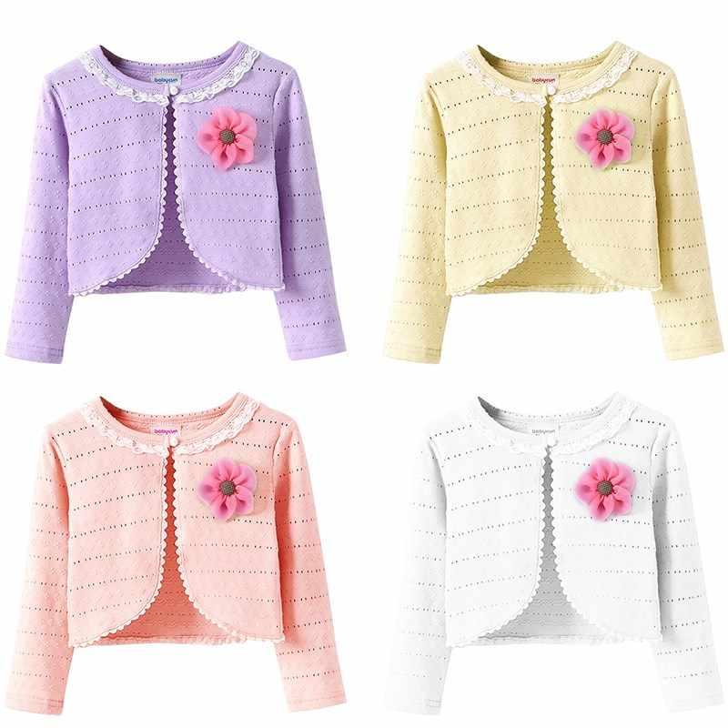 Демисезонный для маленьких Одежда для девочек, кардиган для мальчиков, пальто, детская одежда с длинными рукавами куртки с v-образным вырезом для маленьких детей; Детский свитер; свитер, Новинка