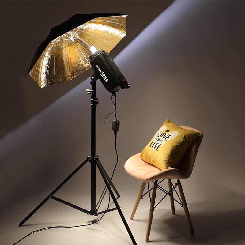 フォトスタジオ傘セット 33 '84 センチメートルホワイトソフトライト傘 + デュアルユース反射傘 4 個写真撮影アクセサリー