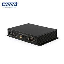 MPC1005 1 RS232 التحكم ردود فعل جيدة 1080P للإعلان اللعب صندوق أسود مشغل فيديو مشغل الوسائط