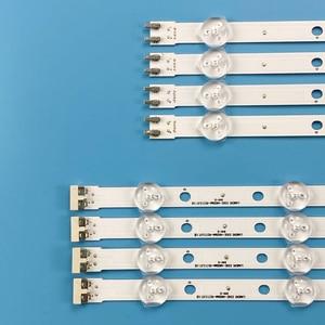 Image 2 - Yeni 8 adet/takım LED arka ışık şeridi Samsung UE46H5373 UE46H6203 UN46FH6030F D3GE 460SMA R2 D3GE 460SMB R1 2013SVS46 3228N1