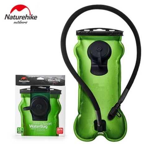 naturehike 3l ciclismo esporte saco de agua 0 25kg caminhadas ao ar livre portatil mochila