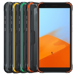 Blackview BV4900 PRO глобальная версия IP68/IP69K 5,7-дюймовый NFC Android 10 5580 мАч 4 Гб 64 Гб Helio A22 Четырехъядерный 4G смартфон